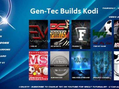 How to Install Gen-Tec Builds on Kodi 17 Krypton