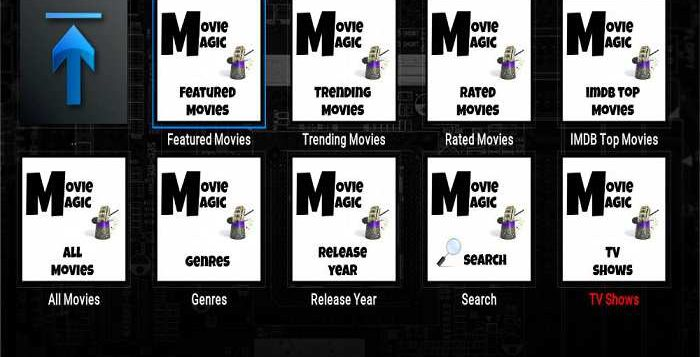 How to Install Movie Magic on Kodi