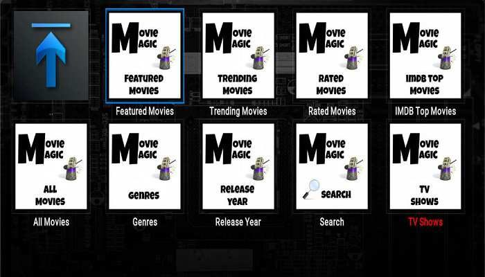 How to Install Movie Magic on Kodi