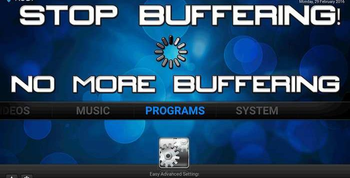 How to StopFix Buffering Issues on Kodi