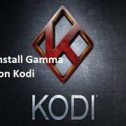 How to install Gamma Streams on Kodi