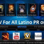 Free TV For All Latino PR on Kodi