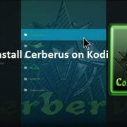 How to Install Cerberus on Kodi
