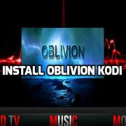 How to Install Oblivion Streams on Kodi