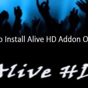 How To Install Alive HD Addon On Kodi