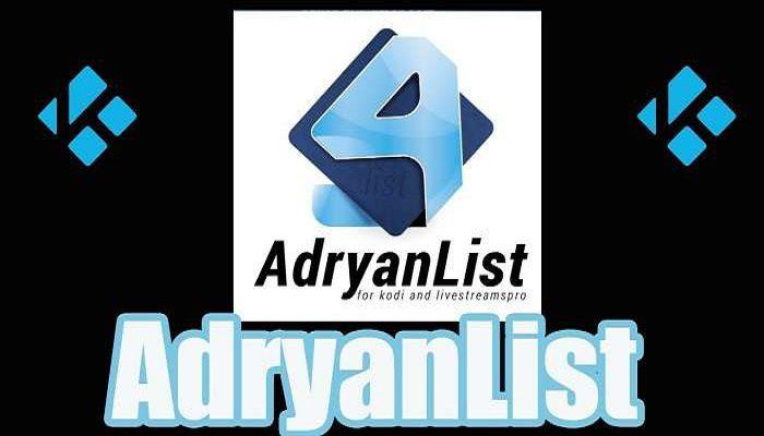 How to Install AdryanList on Kodi