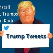 How to Install President Trumps Tweets on Kodi