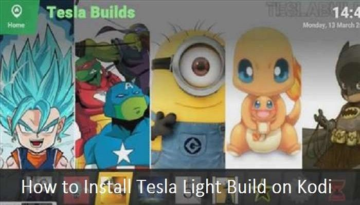 How to Install Tesla Light Build on Kodi 17 Krypton
