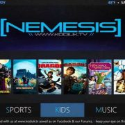 How to install Nemesis on Kodi 17 Krypton