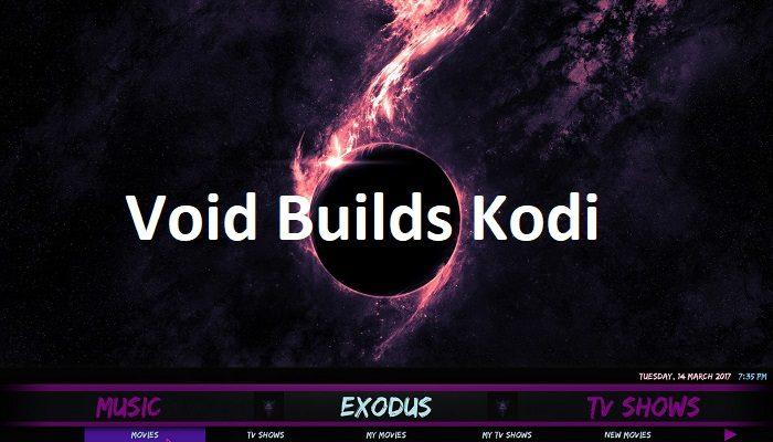 How to install The Void Build Kodi 17 Krypton