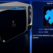 How to install iVue2 TV Guide on Kodi