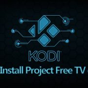 How To Install Project Free TV Addon On Kodi
