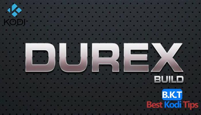 How to Install Durex Builds on Kodi 17 Krypton
