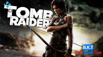 How to Install Tomb Raider Build on Kodi 17 Krypton