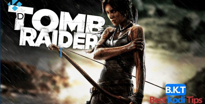 How to Install Tomb Raider Build on Kodi 17 Krypton