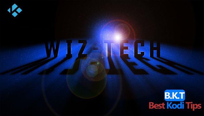 How to Install Wiz-tech Builds on Kodi 17 Krypton