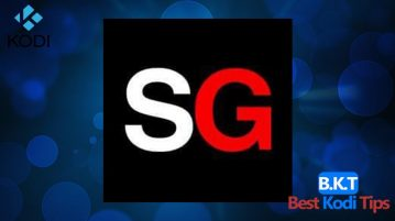 how to install Install SG Builds on Kodi