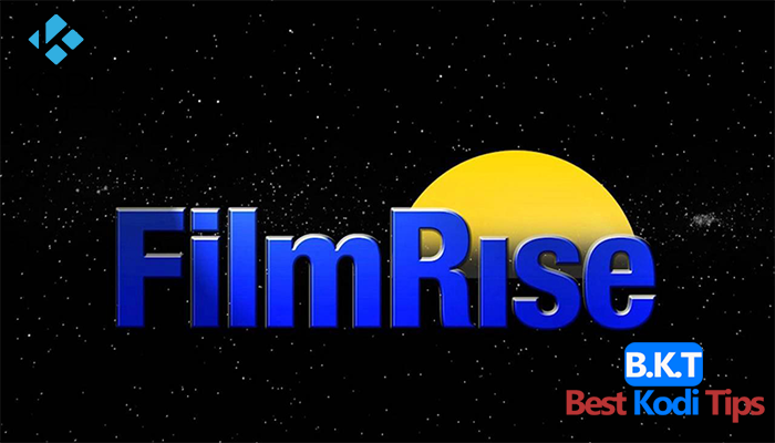 how to install filmrise on kodi