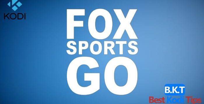 install fox sports go on kodi