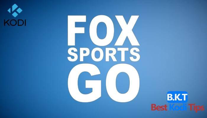 install fox sports go on kodi