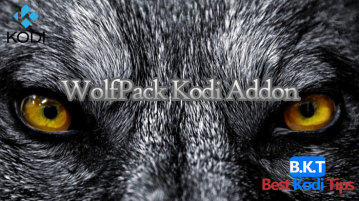 How to Install the WolfPack Addon On Kodi