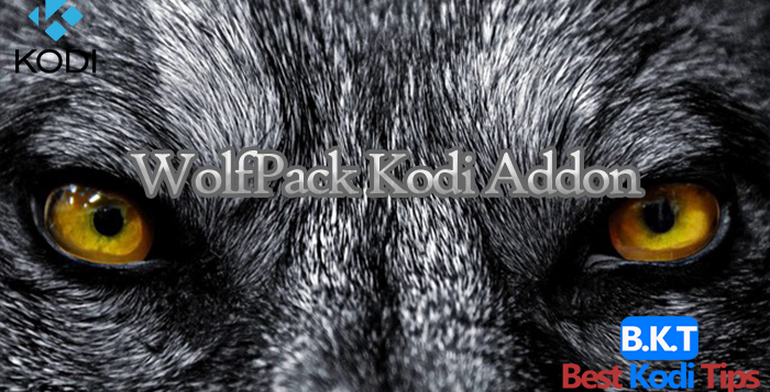 How toInstall the WolfPack Addon On Kodi