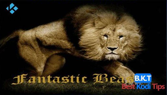 how to Install Fantastic Beasts on Kodi