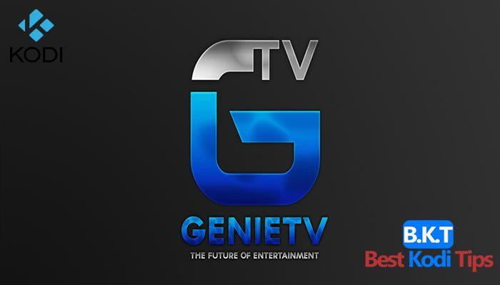 how to Install GenieTV on Kodi