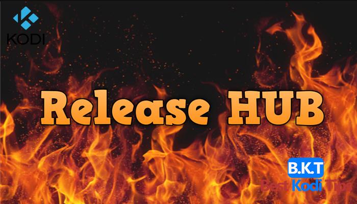 how to Install Release Hub on Kodi