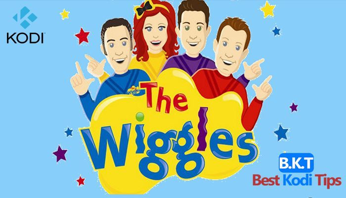 how to Install The Wiggles on Kodi