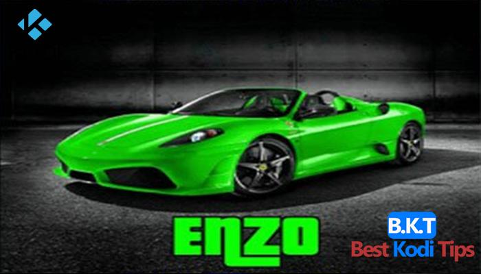 How to Install Enzo on Kodi