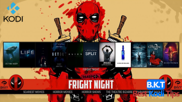 How to Install Fright Night on Kodi