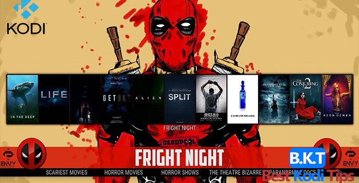 How to Install Fright Night on Kodi