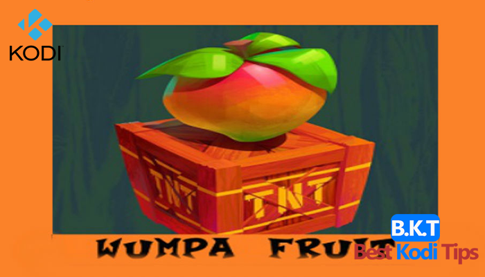 How to Install Wumpa Fruit on Kodi