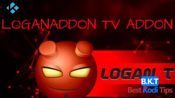 how to install logan tv on kodi