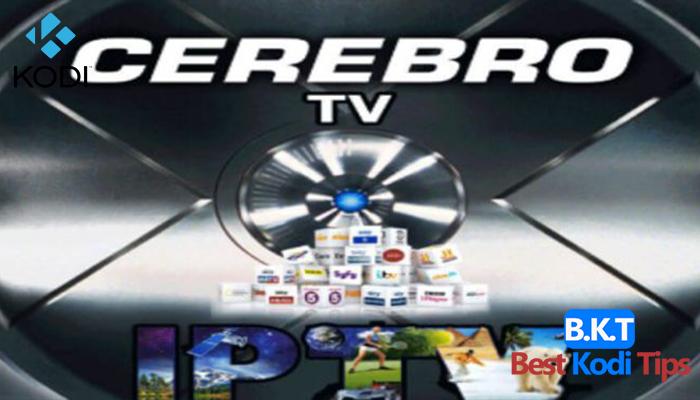 How to Install Cerebro IPTV on Kodi