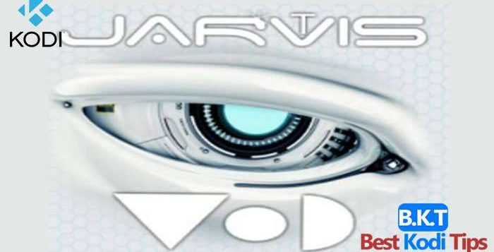 How to Install Jarvis Vod on Kodi