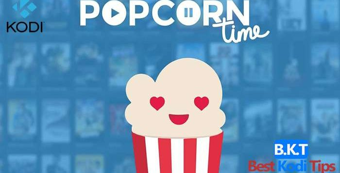 How to Install Kodi Popcorn Time on Kodi