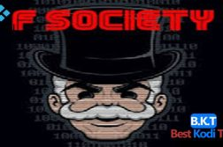 How to Install F Society on Kodi