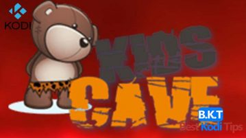 How to Install Kids Cave on Kodi