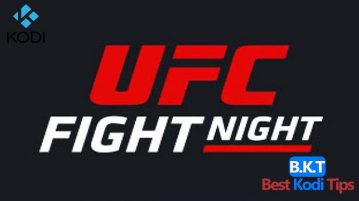 How to Stream UFC Fight Night 127 Live on Kodi