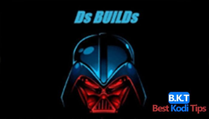 how to install D's Build on Kodi
