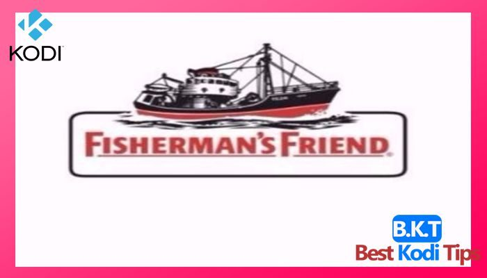 how to install fishermans friend on kodi