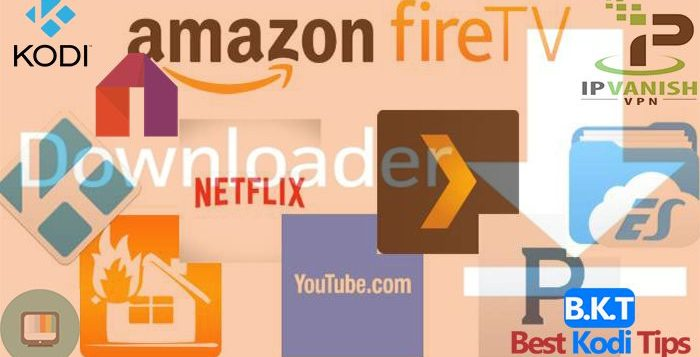 Best Free Apps for Amazon Fire TV and Fire Stick 2018