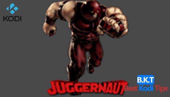 How to Install Juggernaut Addon on Kodi