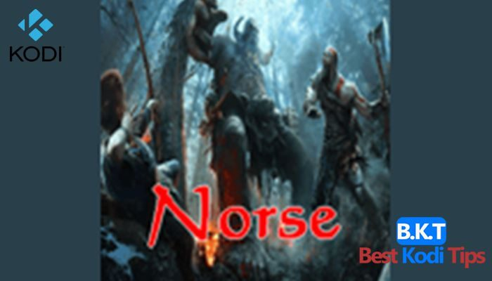 How to Install Norse Addon on Kodi
