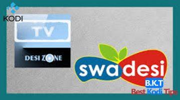 How to Install Swadesi Kodi Addon