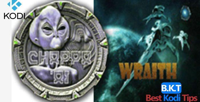 How to Install Wraith and Chappaai Addon on Kodi