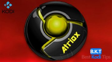 How to Install Atriox Addon on Kodi