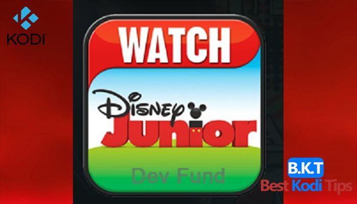 How to Install Disney Junior on Kodi